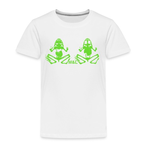 T-Shirt M&L BONES - Kinder Premium T-Shirt