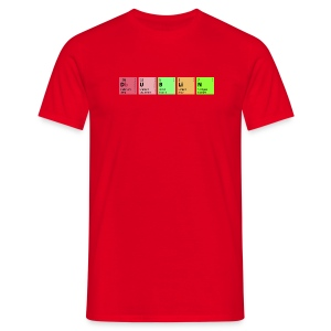 Dublin Chemie - Männer T-Shirt