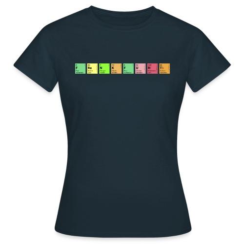 Frankfurt Chemie - Frauen T-Shirt