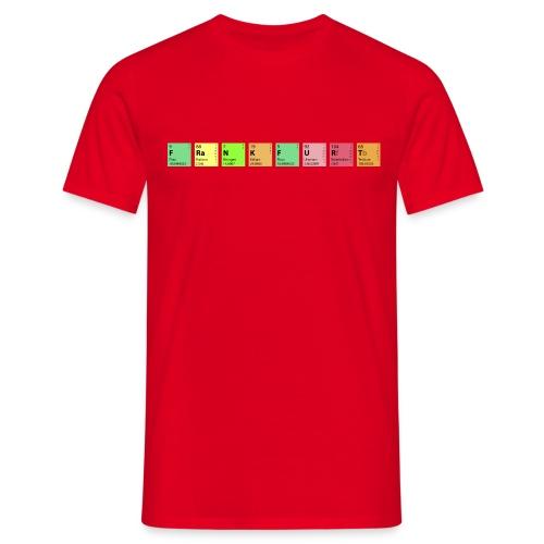 Frankfurt Chemie - Männer T-Shirt