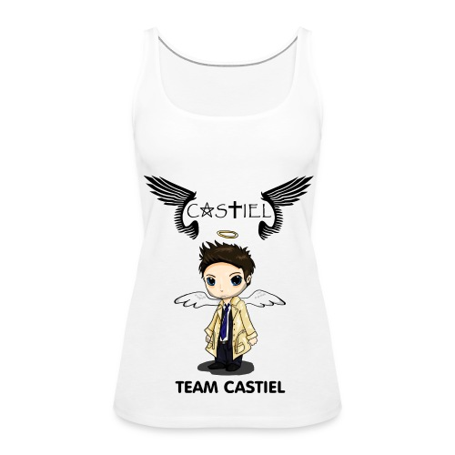 Team Castiel - Women's Premium Tank Top