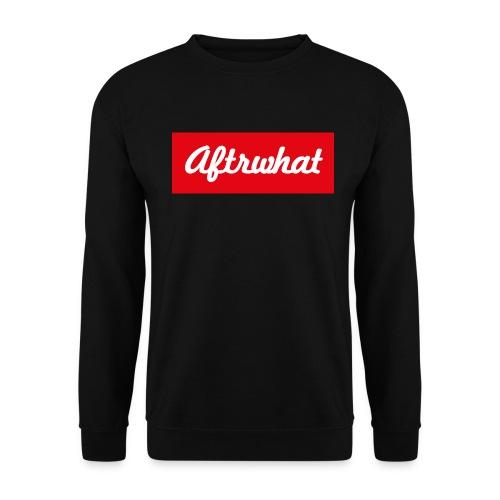 AFTRWHAT BLACK - Mannen sweater