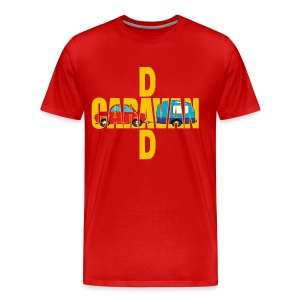 Caravan Dad - Men's Premium T-Shirt