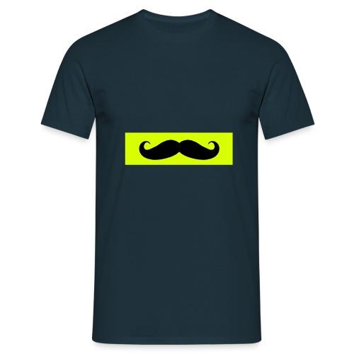 T-shirt moustache - T-shirt Homme