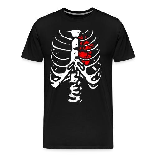 Chest & Heart - Men's Premium T-Shirt