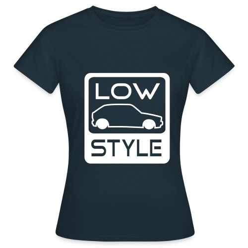 Low Style dame - Dame-T-shirt