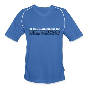 On Reflection UnplugTheWood Football shirt - Men's Football Jersey
