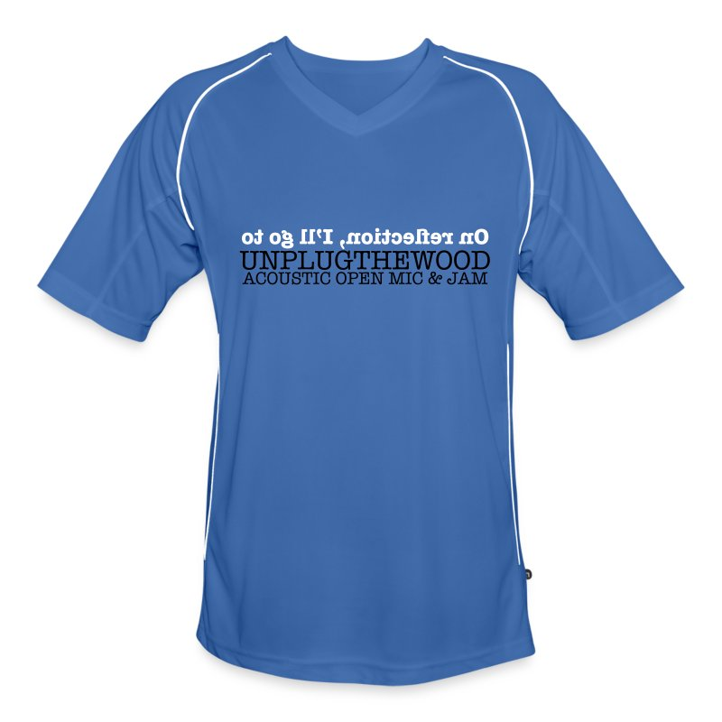 On Reflection UnplugTheWood Football shirt - Men's Football Jersey