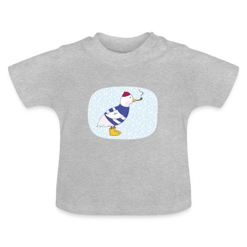 mouette - T-shirt Bébé
