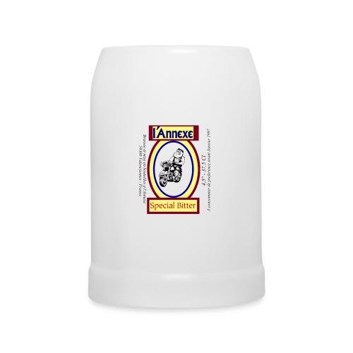 Chope de la Bière de l'Annexe - Chope en céramique