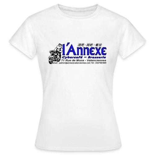 T Shirt L'Annexe Saison 1 - Modèle pour femme - T-shirt Femme