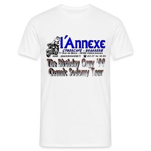 T Shirt Homme du Cosmic Sodomy Tour - T-shirt Homme