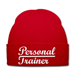 Winter Hat - Biceps,Body Building,Cross Fit,Exercise,Fitness,Funny,Power Sports,Sports,Training,push ups