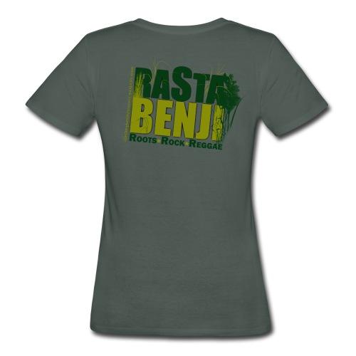 RastaBenji 2 - Frauen Bio-T-Shirt