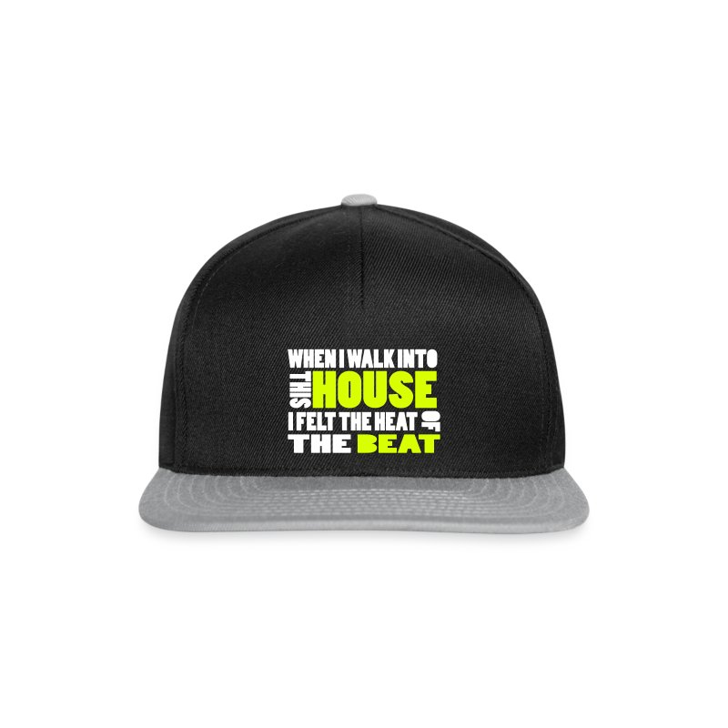 can_you_feel_the_bass - Casquette snapback