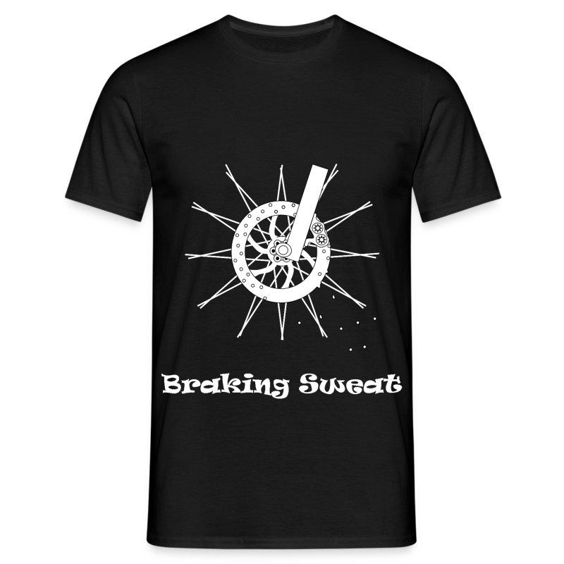 Braking Sweat - Men's T-Shirt