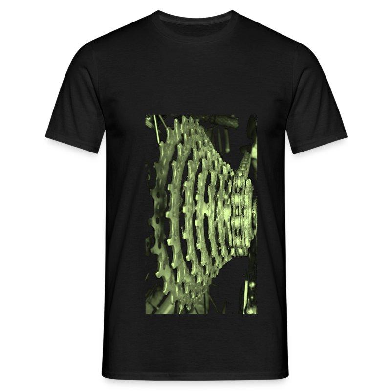 Rear Cluster - Men's T-Shirt