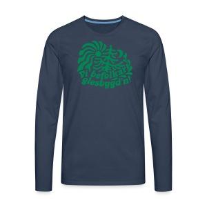 GLESGYGD'N Långärmade T-shirts - Långärmad premium-T-shirt herr