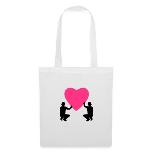 grafffiti love - Tote Bag