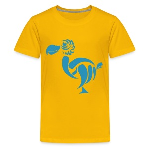 Teenage Premium T-Shirt - dodobarry big bird