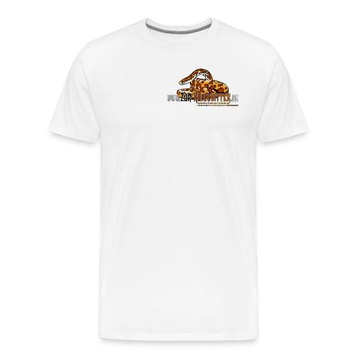 T-Shirt - Cornsnake - Männer Premium T-Shirt