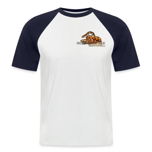 Baseball-Shirt - Cornsnake - Männer Baseball-T-Shirt