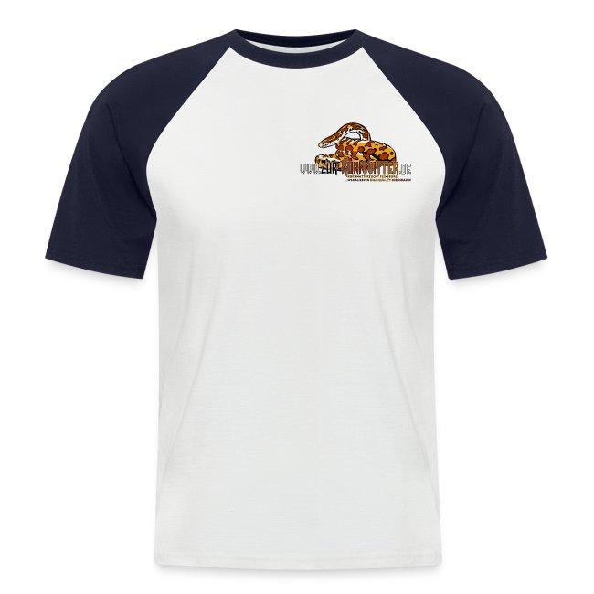 "Baseball-Shirt - ""Cornsnake"""