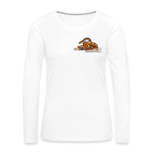 Langarm-Shirt - Cornsnake - Frauen Premium Langarmshirt