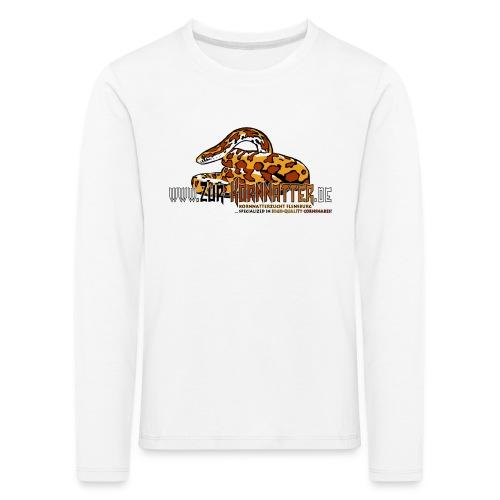 Langarm-Shirt - Cornsnake - Kinder Premium Langarmshirt