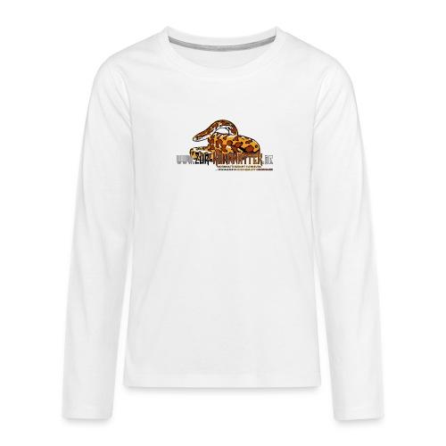 Langarm-Shirt - Cornsnake - Teenager Premium Langarmshirt