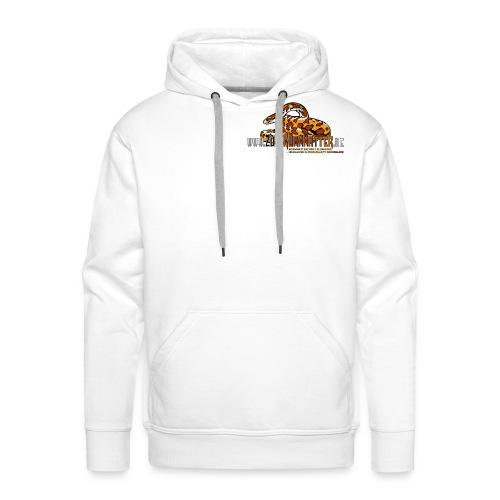 Kapuzen-Pullover - Cornsnake - Männer Premium Hoodie