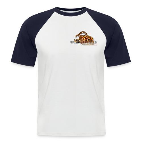 Kollektion: PS-Cornsnake - Männer Baseball-T-Shirt