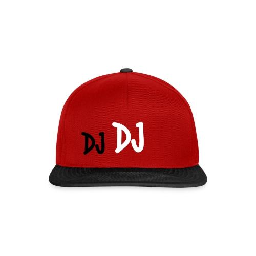Casquette DJ - Casquette snapback