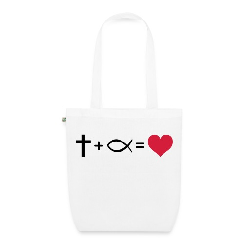 Love Equation - EarthPositive Tote Bag