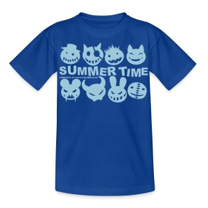 Camiseta adolescente - MONSTERS,SUMMER TIME