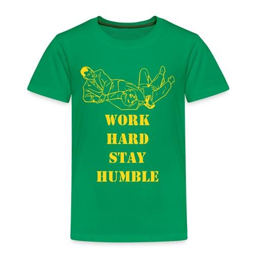 Gentlemen retro arm lock - Kids' Premium T-Shirt