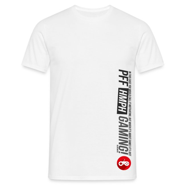 Pff Hmph Gaming Shirt White