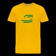 T-Shirts ~ Men's Premium T-Shirt ~ Senna logo (many colours)
