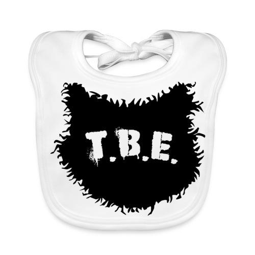 My First Beard Bib Logo - Baby Organic Bib