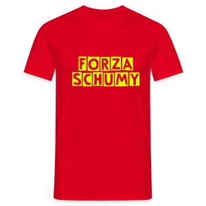 Schumacher t-shirt - Men's T-Shirt