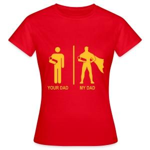 Shirt vrouwen - Vrouwen T-shirt