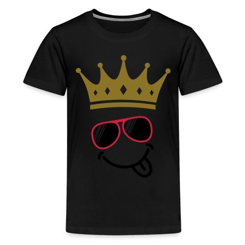 koning dag - Teenager Premium T-shirt