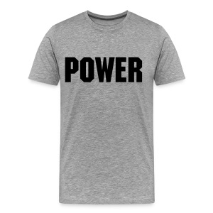POWER - T-shirt Premium Homme