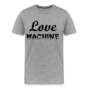 LOVE MACHINE 2 - T-shirt Premium Homme