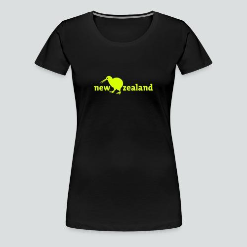 New Zealand Frauen Premium T-Shirt - Frauen Premium T-Shirt