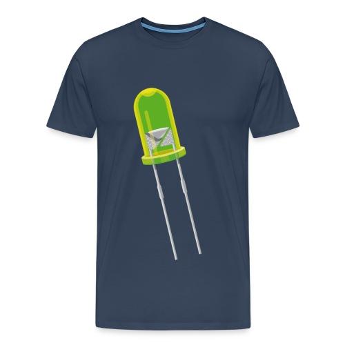 LED T-Shirt - Men's Premium T-Shirt