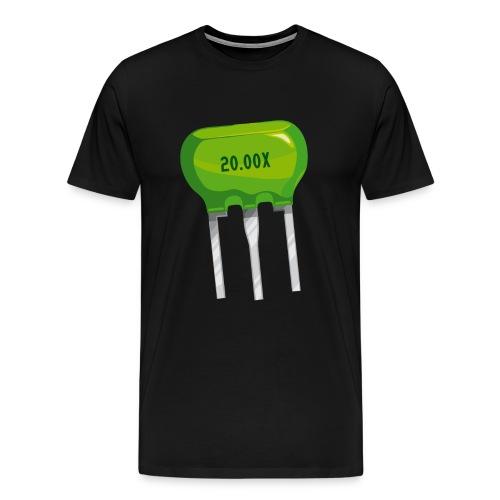 Resonator T-Shirt - Men's Premium T-Shirt
