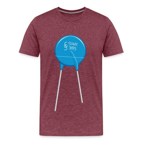 Disk Varistor T-Shrirt - Men's Premium T-Shirt