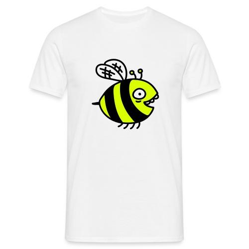 Bee - Mannen T-shirt