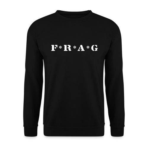 Männer Pullover, F*R*A*G - Männer Pullover